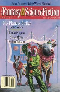The Magazine of Fantasy & Science Fiction - January 1997