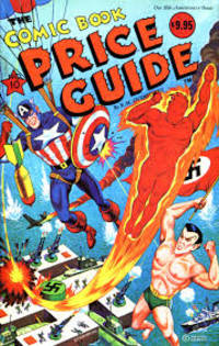 The comic book price guide by Overstreet - Paperback - 1981 - from Pontaccio (SKU: 2319)