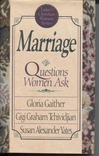 Marriage Questions Women Ask