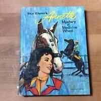 Walt Disney\'s Annette: Mystery at Medicine Wheel