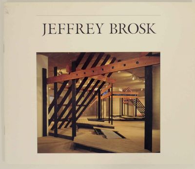 Amherst, MA: University Gallery, University of Massachusetts at Amherst, 1987. First edition. Oblong...
