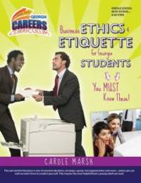 Business Ethics and Etiquette for Georgia Students-You MUST Know These! (Georgia Careers...
