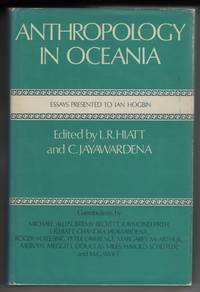 Anthropology in Oceania: Essays Presented to Ian Hogbin