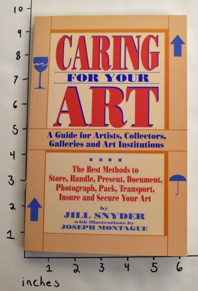 New York: Allworth Press, 1991. Softcover. VG. Tan softcover with blue and red lettering and designs...