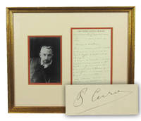 Pierre Curie Rare ALS Re: Royal Society of Surgery and Medicine