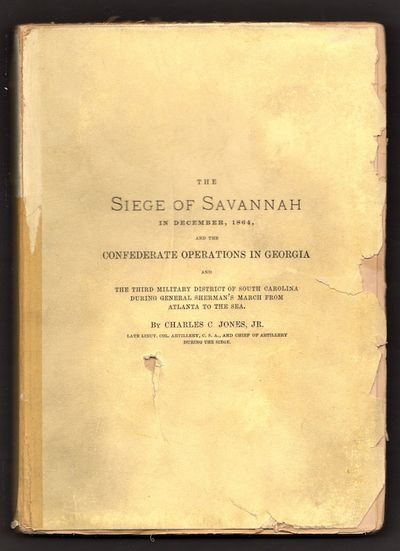 Albany, New York: Joel Munsell, 1874. First Edition. Original wraps. Good +. 8vo. x, errata slip, 18...