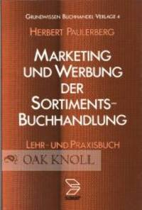 Munich: K.G. Saur, 1986. stiff paper wrappers. 8vo. stiff paper wrappers. viii, 139 pages. A handboo...
