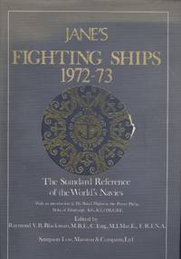 image of Jane's Fighting Ships 1972-73