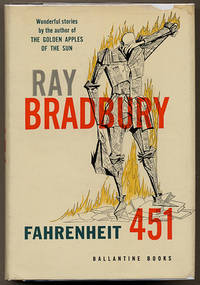 collectible copy of Fahrenheit 451
