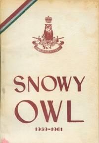 Snowy Owl 1959-1961