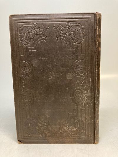 New York: Miller, Orton, 1857. Second. hardcover. very good(+). Copper engraved frontispiece portrai...