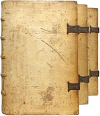 Institutionum [bound with] Infortianum [and] Digestum Novum, 1553-56