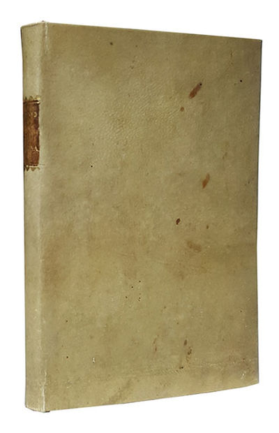 Vicenza: Per il Megietti, 1622. Hardcover. , 217pp (but actually 219 since page numbers 207 and 208 ...