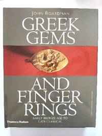 image of Greek Gems and Finger Rings: Early Bronze Age to Late Classical