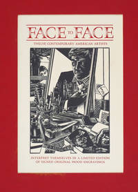 image of Face to Face.   Title page woodblock