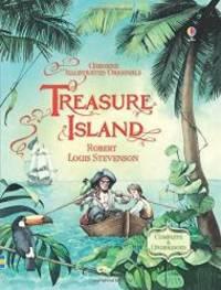 image of Treasure Island (Illustrated Originals)