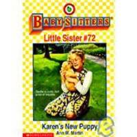 image of Karen's New Puppy (Baby-Sitters Little Sister, 72)