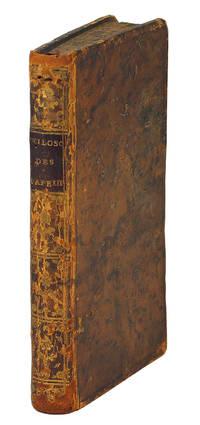La philosophie des vapeurs, ou correspondance d'une jolie femme. Nouvelle édition, augmentée d'un petit Traité des Crises magnétiques à l'usage des mesmériennes.
