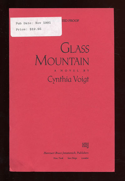 New York: Harcourt Brace Jovanovich, 1991. Softcover. Fine. First edition, Uncorrected Proof. Minor ...