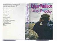 image of Grey Timothy -by Edgar Wallace