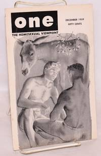 image of One Magazine; the homosexual viewpoint; vol. 7, #12, December, 1959; Homosexual Marriage: Fact or Fancy