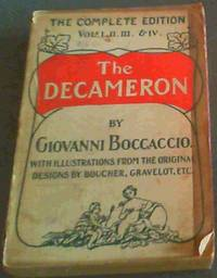 The Decameron - The Complete Edition Vols I, II. III. & IV