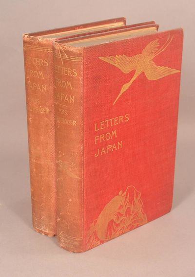 1899. FRASER, Mrs. Hugh. LETTERS FROM JAPAN. A Record of Modern Life in the Island Empire. With two ...