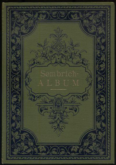 Berlin: Verlag von Ries and Erler, . Hardcover. Near Fine. First edition. Near fine.