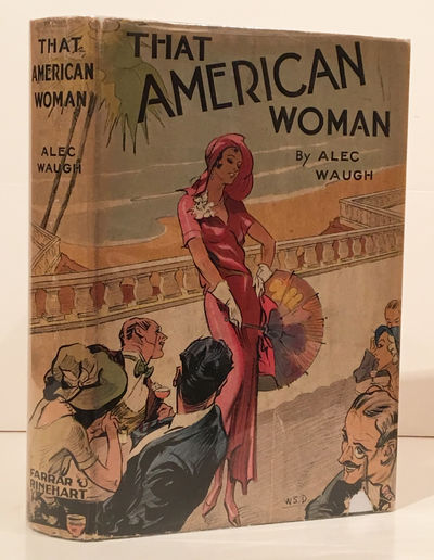 That American Woman (INSCRIBED)