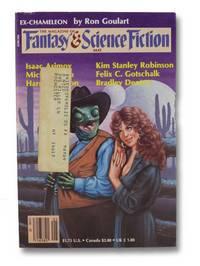 Fantasy & Science Fiction: May 1986