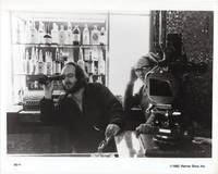 The Shining (Original photograph of Stanley Kubrick and camera operator Kelvin Pike from the set of the 1980 film)