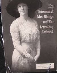 The Determined Mrs. Rindge and Her Legendary Railroad by Myrick  David F - Paperback - Volume 41, number 3 First Edition - 1996 - from Montanita Publishing  and Biblio.com
