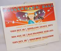 image of Margo St. James' San Francisco Masquerade Ball [small poster]