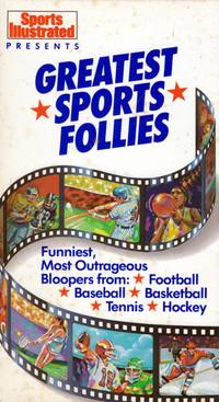 Greatest Sports Follies (Sports Illustrated Presents) [VHS]