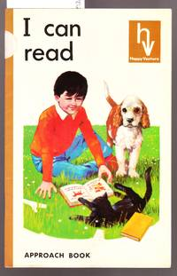 image of Happy Venture Readers Approach Book - I Can Read