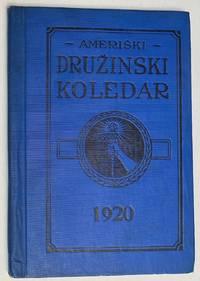 image of Ameriski druzinski koledar (American family almanac). 1920