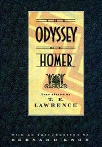 image of The Odyssey of Homer: Translated by T.E. Lawrence