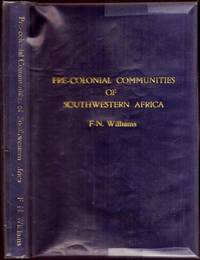 image of PRECOLONIAL COMMUNITIES OF SOUTHWESTERN AFRICA