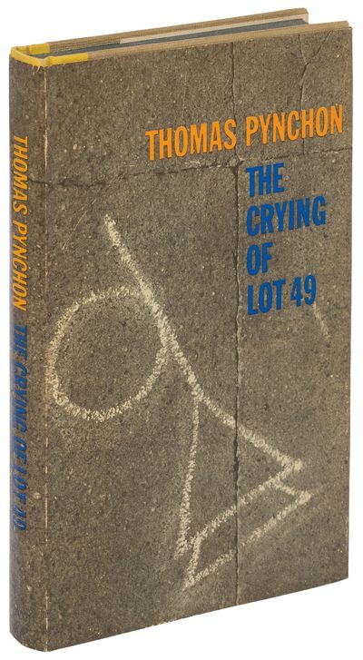 Philadelphia: J.B. Lippincott, 1966. Hardcover. Fine/Fine. First edition. Very slight age-toning on ...
