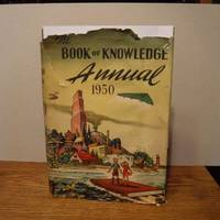 image of The Book of Knowledge Annual 1950