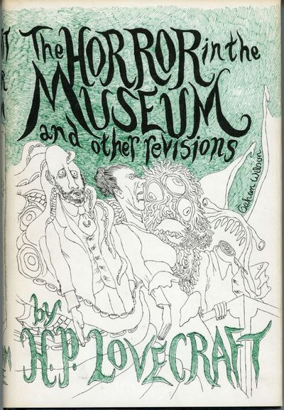 Sauk City, Wisconsin: Arkham House: Publishers, 1970. Octavo, cloth. First edition, first printing. ...
