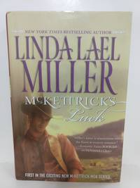 image of McKettrick's Luck (Large Print Edition) Men Series Book #1
