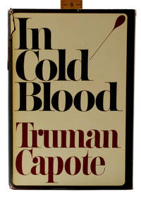 In Cold Blood by Truman Capote - First - 1965 - from Pomegranate Book Collection (SKU: 1637)