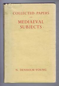 Collected Papers on Medieval Subjects