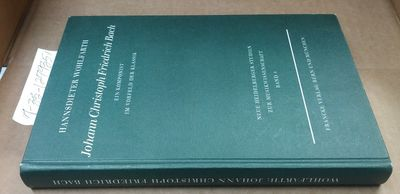 Bern and Munich: A. Francke AG Verlag, 1971. Octavo; VG- hardcover; Green spine with white text; Ger...