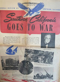 image of Los Angeles Evening Herald Express (We, Annual Review of Southern California: Southern California Goes to War (Newspaper)