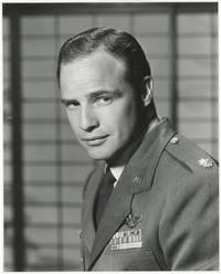 image of Sayonara (Original portrait photograph of Marlon Brando from the 1957 film)
