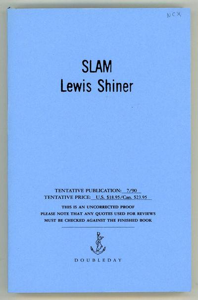 New York, London, Toronto, Sydney, Auckland: Doubleday, 1990. Octavo, printed wrappers. Advance copy...