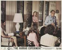 image of The Harrad Experiment (Original British front-of-house card from the 1973 film)