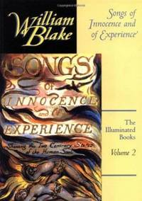 The Illuminated Books of William Blake, Volume 2: Songs of Innocence and of Experience